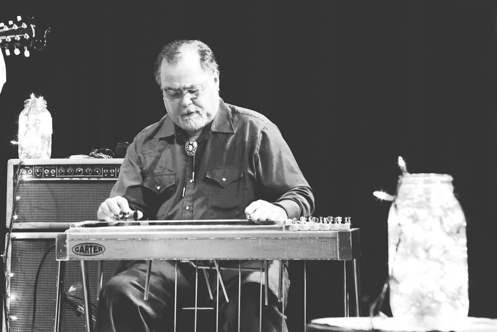 Dave Wrens Lifetime Love Affair With The Pedal Steel Guitar Is Steeped In Years Of Traditional Country And Western Swing Music Mixed Liberal